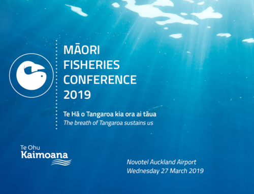 Māori Fisheries Conference 2019