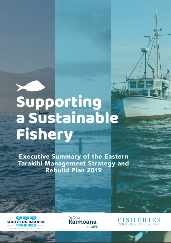Supporting a Sustainable Fishery