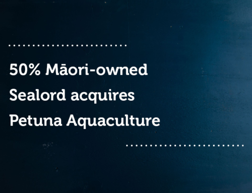 Sealord acquires 100% of Tasmanian salmon producer