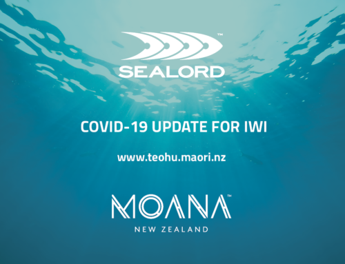 COVID-19 Update to Iwi from Moana New Zealand and Sealord