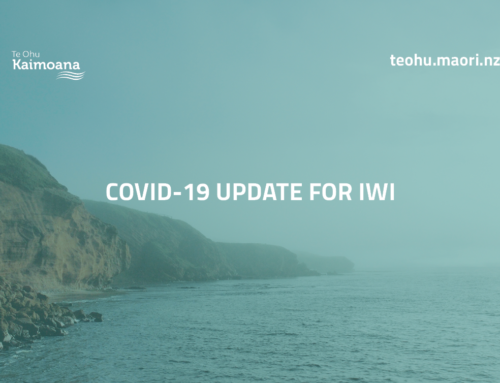 COVID-19 Update for Iwi