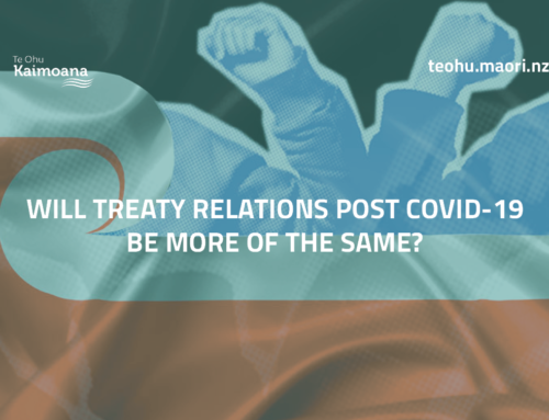 Will Treaty relations post-Covid be more of the same?