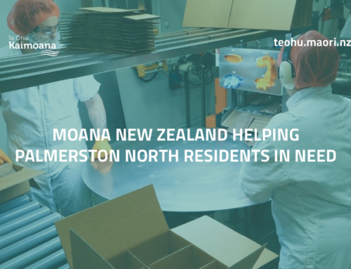 Moana New Zealand helping Palmerston North residents in need