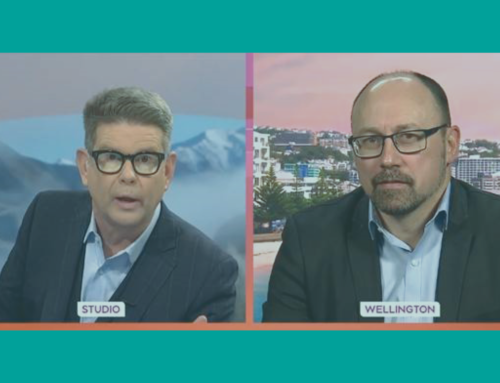 Representing an iwi view on TVNZ's Breakfast