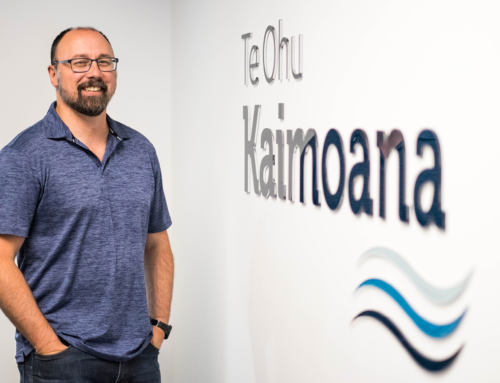 Media Release – Te Ohu Kaimoana Chief Executive Dion Tuuta Returning to Taranaki