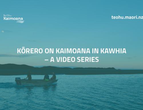 Kōrero ki Kawhia