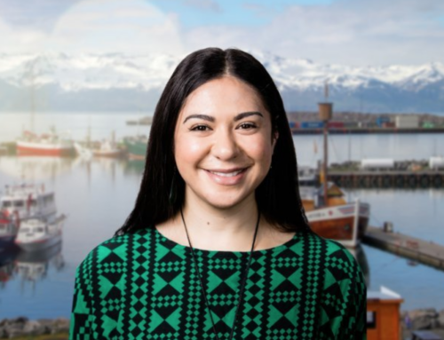 Te Ohu Kaimoana Policy Analyst first Kiwi in Iceland fisheries residency