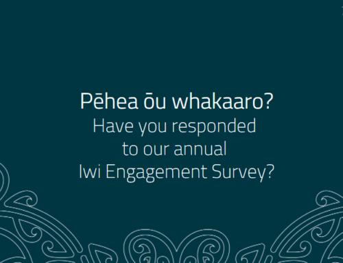 Annual Iwi Engagement Survey 2021